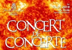 Concert de CONCERTE la Filarmonica din Arad