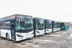 CTP îşi înnoieşte flota de transport cu 8 autobuze