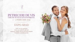 Cel mai important târg de organizări de evenimente are loc la Expo Arad