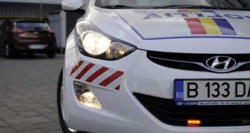 Acțiune de amploare a polițiștilor, la Sântana și Pâncota