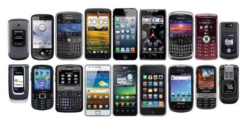Acestea sunt cele mai periculoase telefoane .VEZI lista telefoanelor care emit cele mai multe radiații