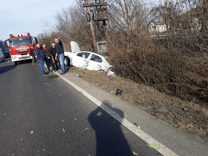 Accident rutier MORTAL la Chișineu-Criș. O persoană și-a pierdut viața