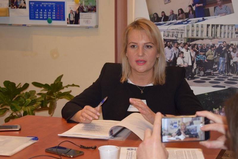 Direcția de Asistență Socială Arad  - Raport de activitate al anului 2018
