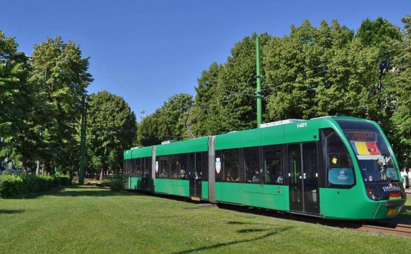 În următorii ani, în Arad vor circula 54 de tramvaie moderne