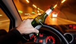 Un șofer din Prunișor, prins băut la volan
