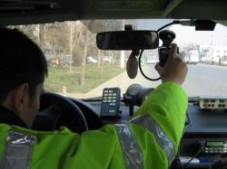 ATENȚIE șoferi ! Polițiștii rutieri sunt în acțiune începând cu ora 10:40 pe Calea Iuliu Maniu