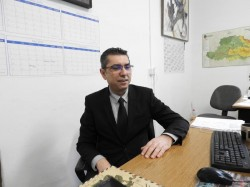 Vasile Rus este noul şef serviciu al Şcolii Populare de Arte a Centrului Cultural Judeţean - INTERVIU