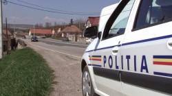Șofer prins în Vladimirescu, cu numere false
