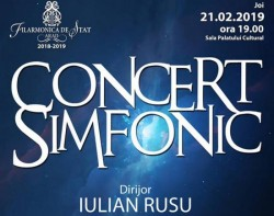 Jean Sibelius și Ludwig van Beethoven reprezintă atracțiile concertului simfonic din 21 Februarie la Filarmonica din Arad