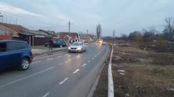 Un copil a ajuns la spital după ce a fost accidentat de o șoferiță pe strada Henri Coandă din Arad