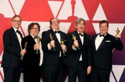 Green Book a câștigat Oscarul pentru cel mai bun film