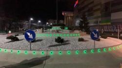 Două sensuri giratorii din Arad modernizate într-un weekend