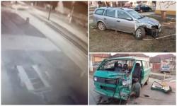 VIDEO! Viteză, neacordare de prioritate, acestea sunt cauzele accidentului mortal de marţi dimineaţa de pe strada Renaşterii