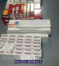 Șase femei depistate în timp ce comercializau țigarete netimbrate, în Piața Fortuna