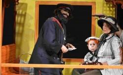 5 duminici de poveste, 5 duminici de povești la Teatrul din Arad