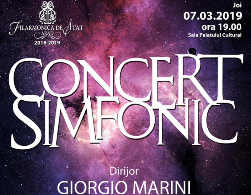 Luna  Martie începe partituri de  Brahms și Ceaikovski la Filarmonica din Arad