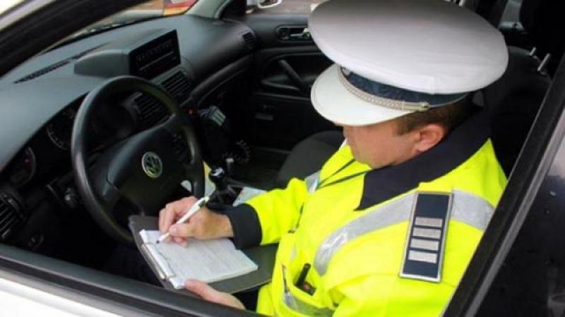 Un hunedorean a fost prins la Hălmagiu, fără permis de conducere