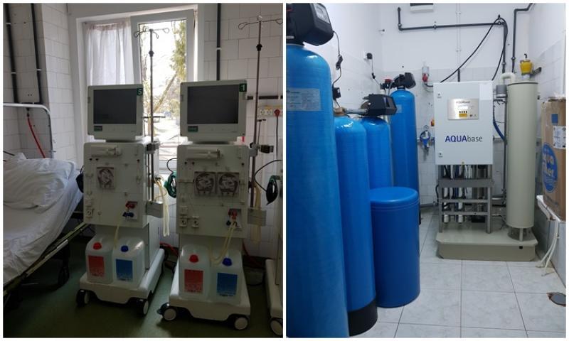 Ziua Internațională a Rinichiului a fost marcată la Spitalul Clinic Județean Arad