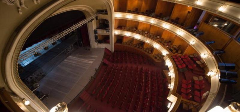 La mulți ani de Ziua Internațională a Teatrului!