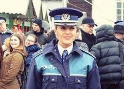 Lorena Radu, purtător de cuvânt al IPJ Arad se mută la Rutieră