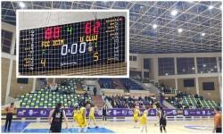 A 3-a victorie consecutivă în campionat. FCC ICIM Arad - Universitatea Cluj-Napoca: 88-62