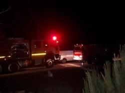 Un mort şi doi răniţi în urma unui incendiu în Livada