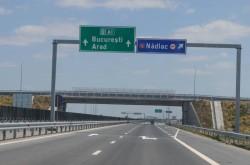AFLĂ ce amendă a primit hunedoreanca care a circulat pe contrasens pe Autostrada Arad-Nădlac