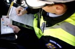 ATENȚIE șoferi, purtați centura de siguranță, polițiștii rutieri sunt din nou în acțiune atât în Arad, cât și pe alte drumuri din județ