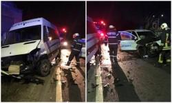 Accident grav sâmbătă dimineaţa în localitatea Şimand