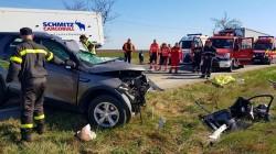 Șofer mort în urma unui accident rutier la ieșire din Pecica