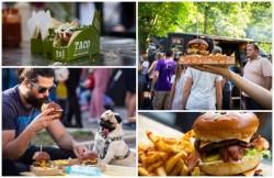 Vești bune pentru gurmanzi- Street FOOD Festival dă startul evenimentelor în toată țară