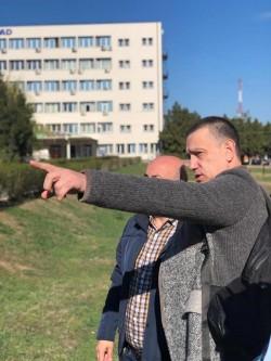 """Fifor pe post de """"Conducător IUBIT"""" la Spitalul Judeţean Arad"""