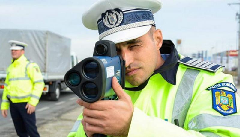 Rezultate finale în judeţul Arad după acţiunea de 24 de ore de radare pe şosele – acţiune la nivelul UE