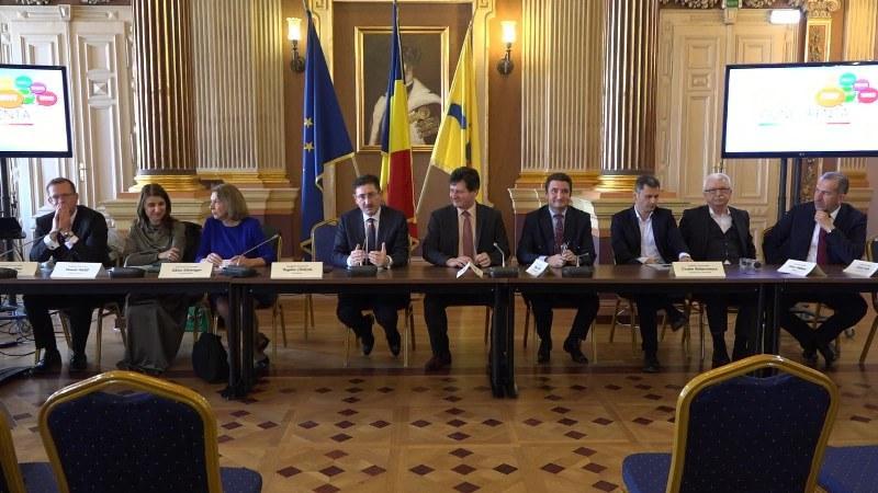 O delegaţie a Consiliului Concurenţei în vizită la Arad