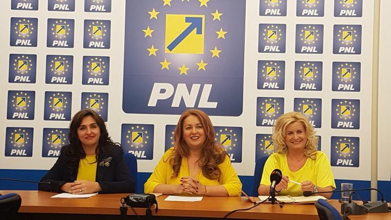"""Geanina Pistru : """"Organizația Femeilor Liberale este o forță în politica românească!"""""""