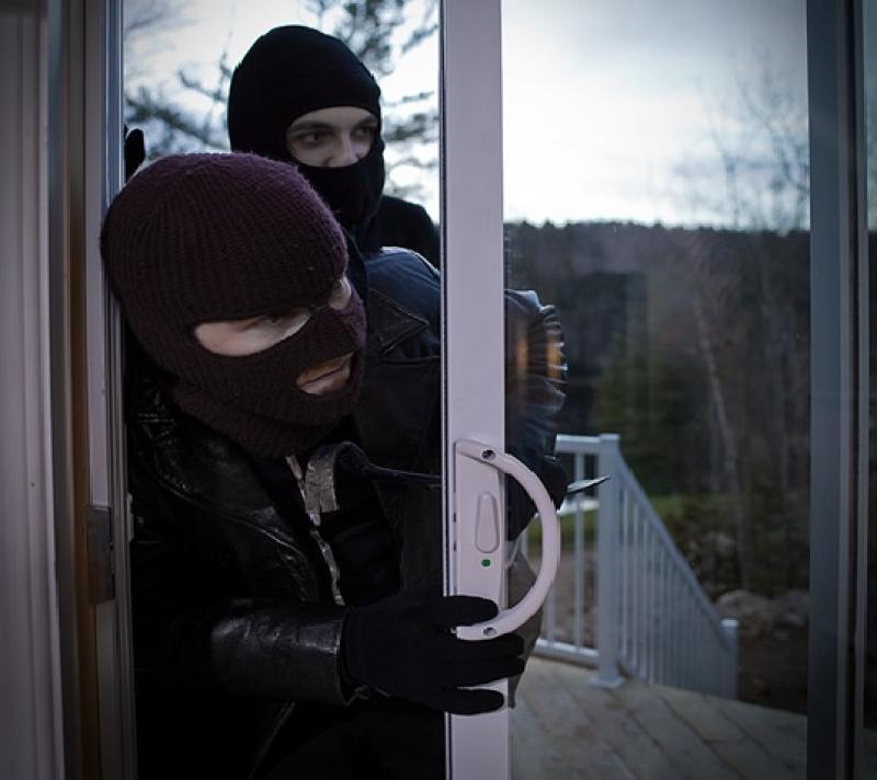 Doi hoți din Pâncota prinși de polițiști
