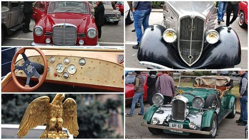 Arădenii sunt invitați sâmbătă 13 aprilie, la Parada Primăverii a mașinilor de epocă