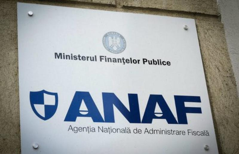 De astăzi se aplică Ordinul publicat în Monitorul Oficial, de către ANAF