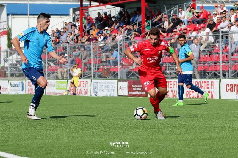Balint își învinge din nou fosta echipă: Metaloglobus – UTA 3-0