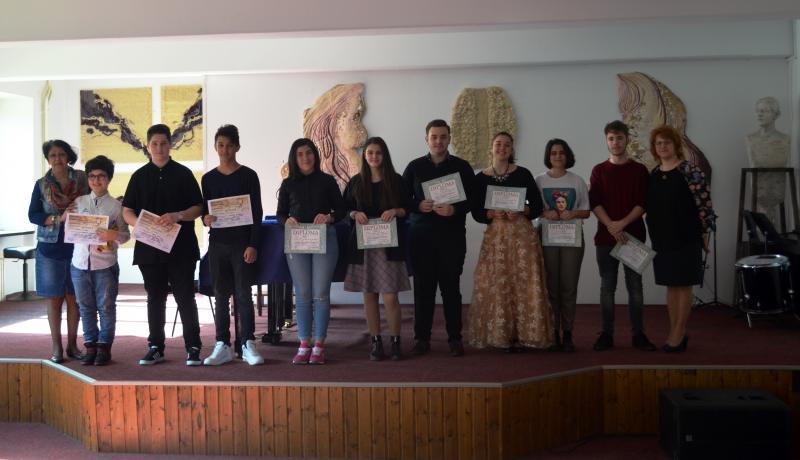 """Concurs de Canto la Colegiul de Arte """"Sabin Drăgoi"""" din Arad"""