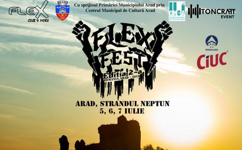 FLEX FEST, în iulie, la Arad