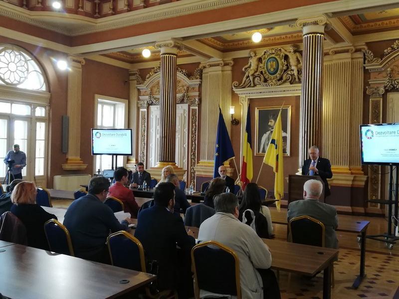 László Borbély, acțiune pentru promovarea implicării autorităților locale în implementarea Strategiei naționale pentru dezvoltarea durabilă a României 2030