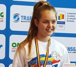Unirea Sântana a cucerit medalii de aur și bronz la Campionatul Național de Judo care a avut loc la Satu Mare