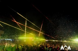 Paul van Dyk aduce rețeta fericirii, tocmai din spațiu, la Arad Open Air Festival