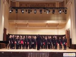 Corul Eutherpe al Colegiului de Arte Sabin Drăgoi din Arad a luat Locul 1 la Olimpiada Națională Corală