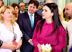 Ministrul Sănătății promite investiţii de 10 milioane de lei în aparatură medicală pentru Spitalului Județean Arad