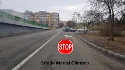Atenţie şoferi! Schimbare de prioritate la intersecţia Splaiului General Praporgescu cu Strada Marcel Olinescu (Maranata)