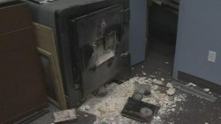 A fost furat seiful unei firme din Cicir, cu o sumă mare de bani