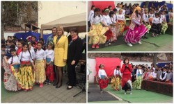"""Ziua Internațională a Romilor marcată la Complexul """"CURCUBEU"""""""