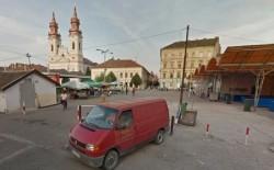 """Falcă: """"Proiectul de regenerare urbană a Pieţei Catedralei merge mai departe!"""""""